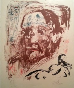 Salud Mental: Homenaje a Freud (1972), Dali